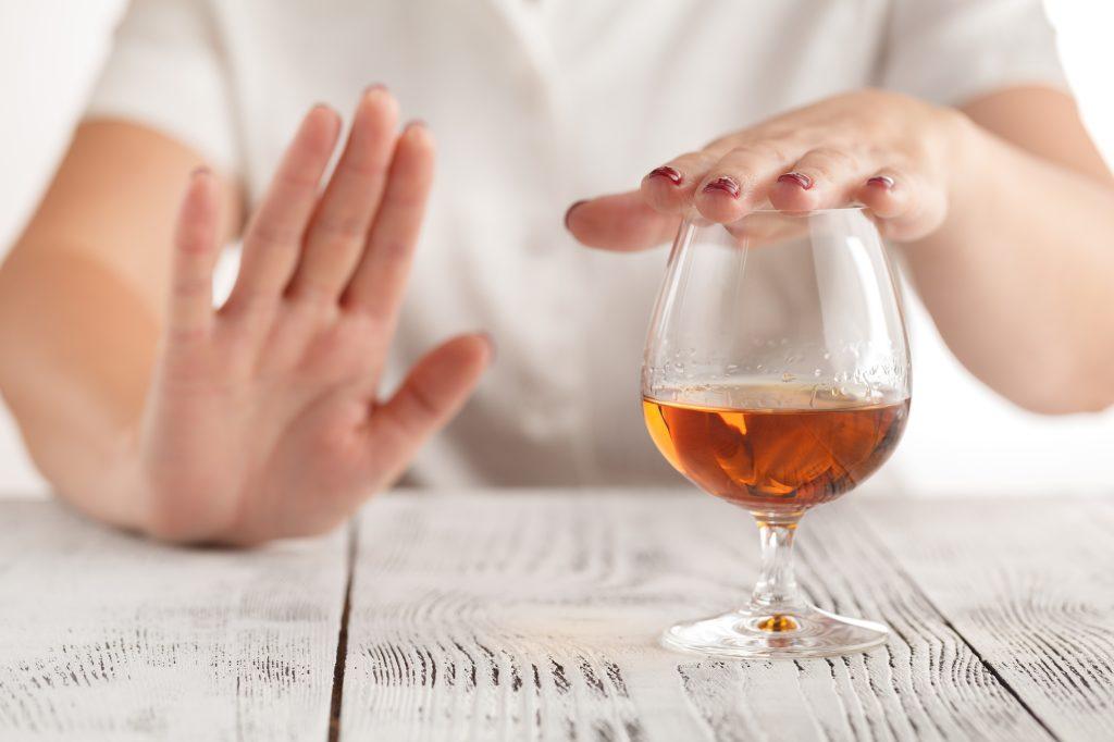 minder alcohol drinken