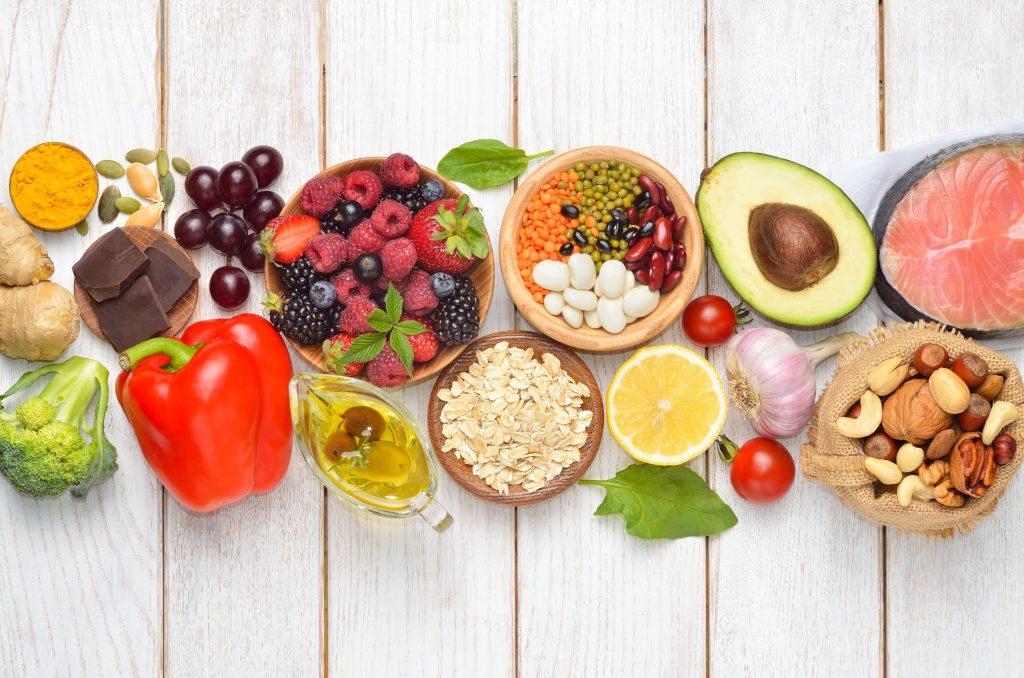 cholesterolverlagende voeding