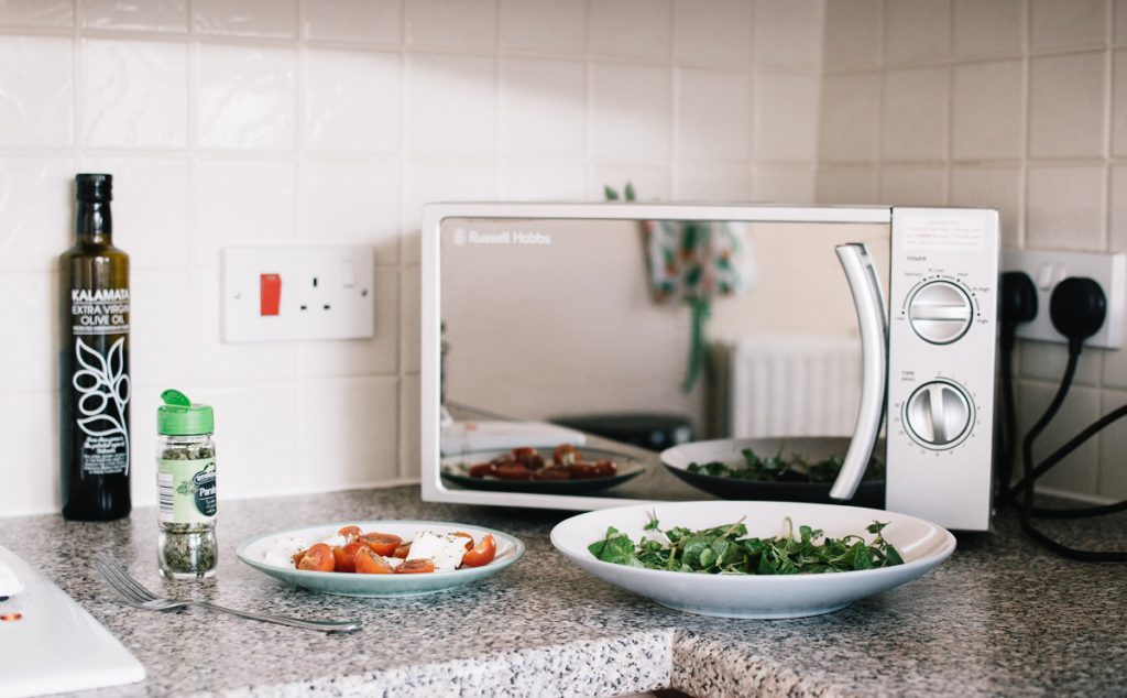 Zuinig keukenapparatuur