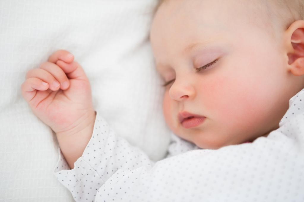 tips slapen baby