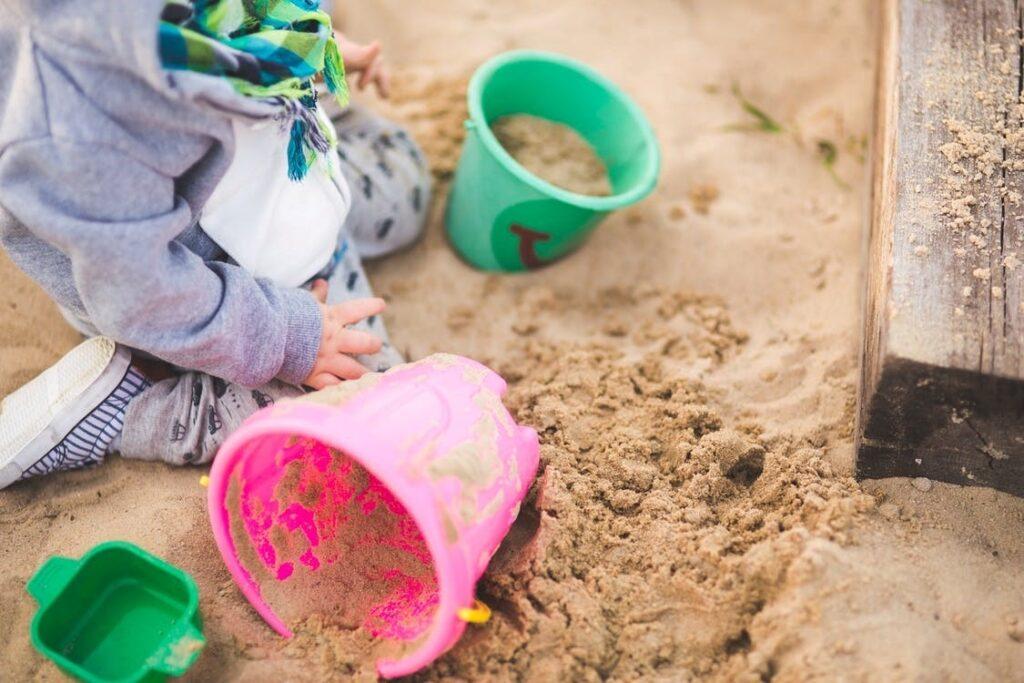 Veilige en kindvriendelijke tuin