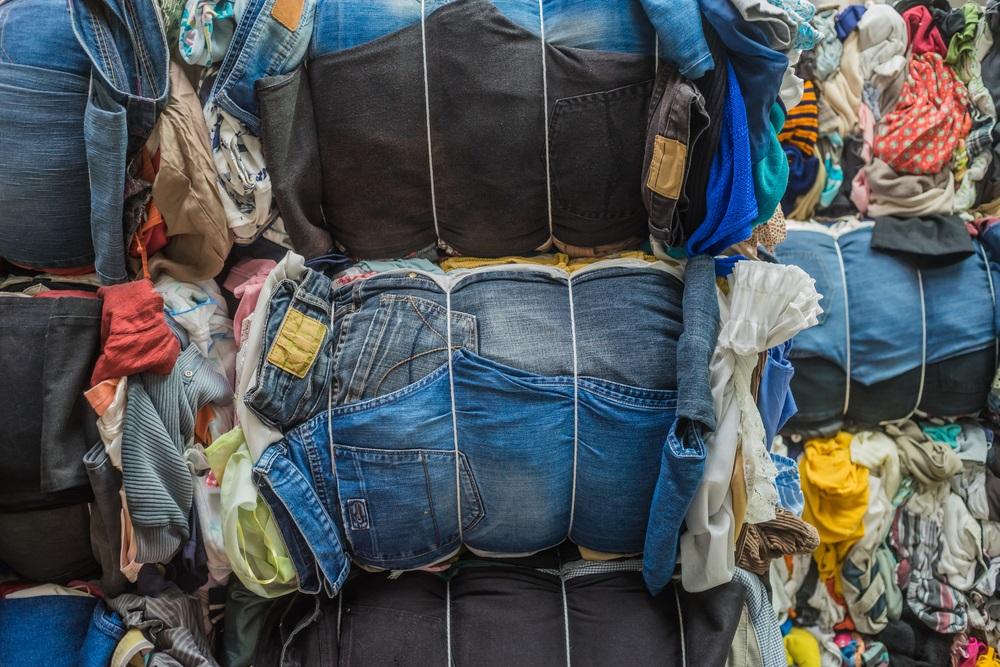 Let op met gerecyclede kleding