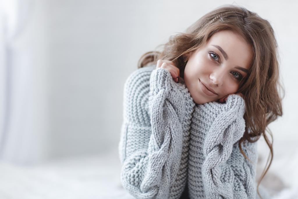pluisjes van trui
