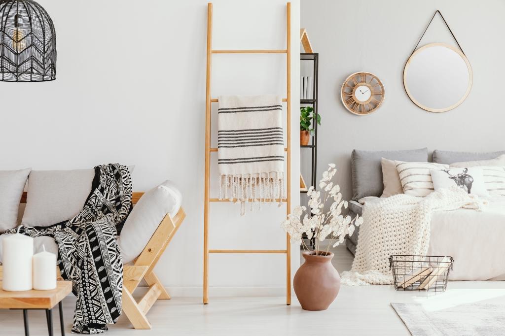 interieur ladder