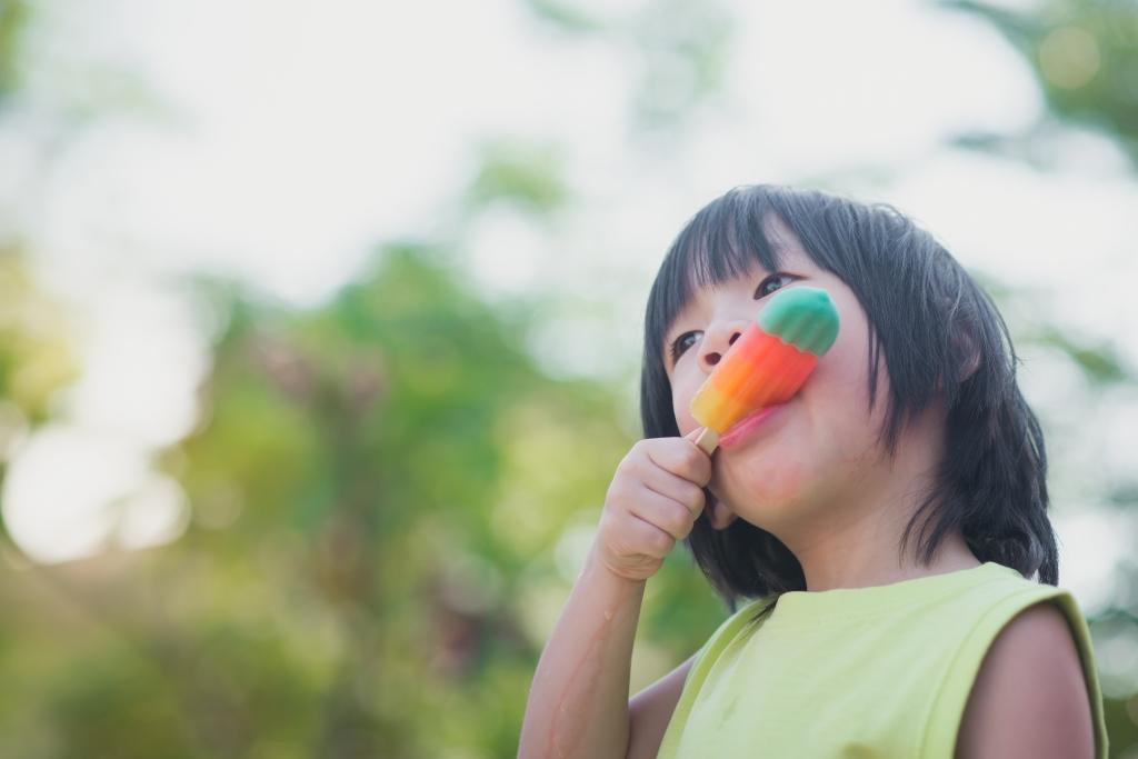 gezonde tussendoortjes kind