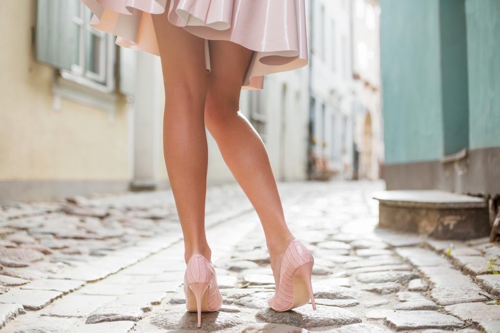 langere benen krijgen