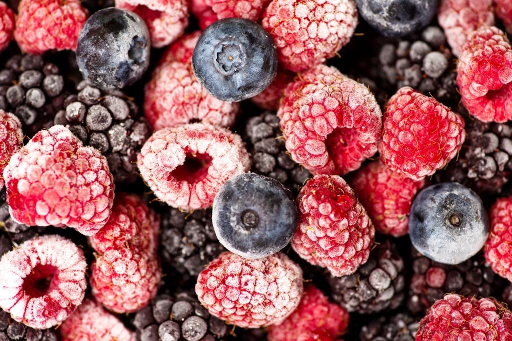 is diepvriesfruit even gezond als vers fruit?