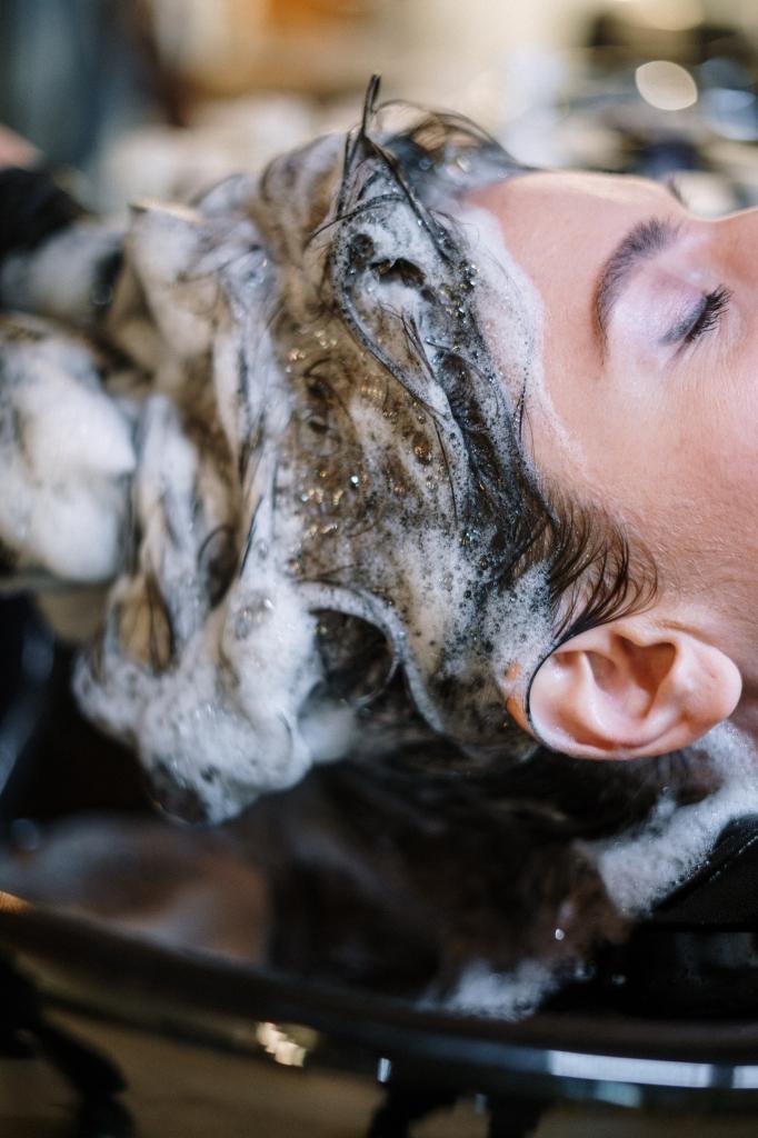 hoe gebruik je zilvershampoo