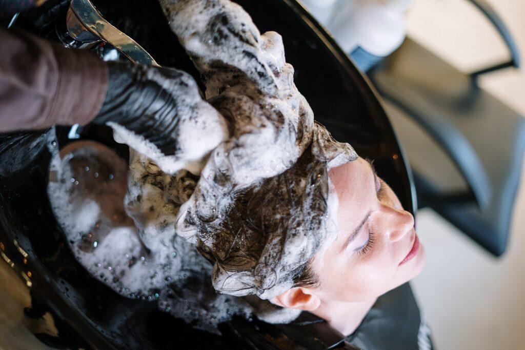 zilvershampoo gebruiken